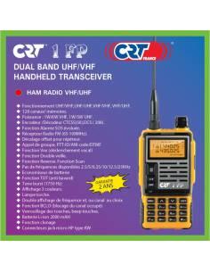 Radio Bi-bande CRT 1FP