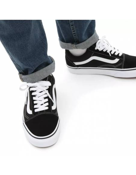 Soaring shop - Chaussures VANS OLD SKOOL BLACK