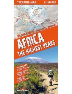 AFRICA The Highest Peaks