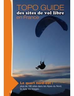 """Topo guide France """"Quart Nord-Est"""""""