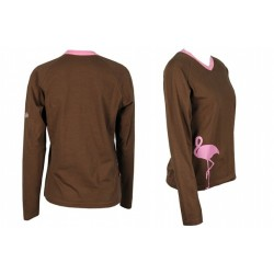 T Shirt GIN Flamingo