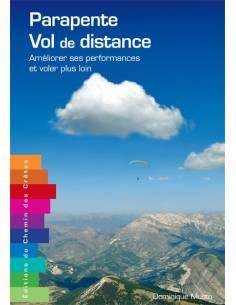"""Livre """"Parapente : vol de Distance"""""""