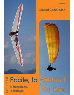 """Livre """"Facile, la Météo!"""""""