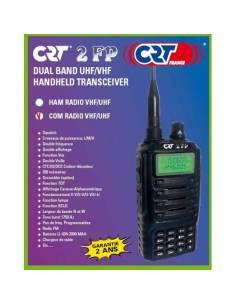 Radio Bibande UHF/VHF CRT-2FP