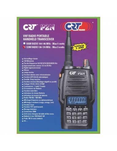 Radio VHF CRT P2N