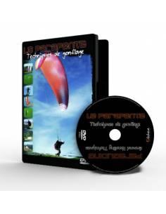 """DVD """"Le parapente: Techniques de gonflage"""""""