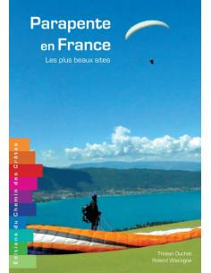 """Livre """"Parapente En France"""""""