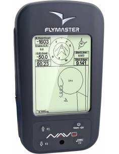 Alti-Vario-GPS FLYMASTER NAV SD