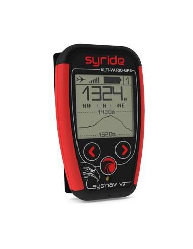 Alti-Vario-GPS SYRIDE SYS'NAV V3