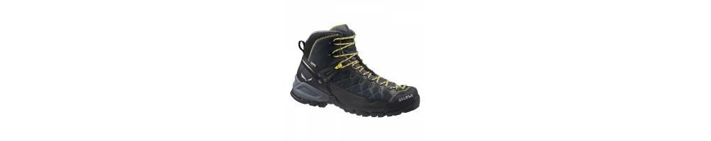 Chaussures de randonnée montantes