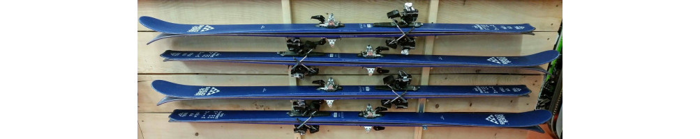 skis de rando d 39 occasion nus ou en option soaringshop. Black Bedroom Furniture Sets. Home Design Ideas