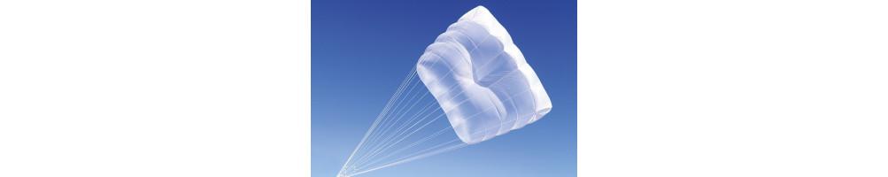 Parachutes carrés