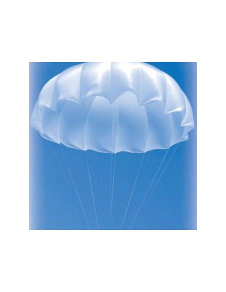Parachutes de secours biplace