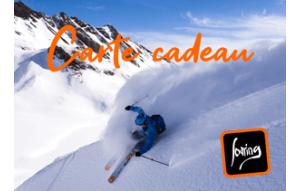 Carte cadeau Soaring Ski